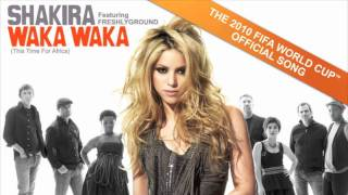 Shakira feat Freshlyground- Waka Waka (This Time For Africa) OFFICIAL.mp4