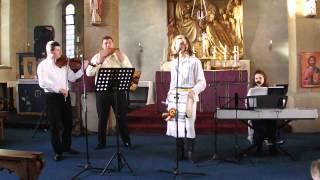 La nunta-n Cana Galilei -  Andrada Maria Brisc si Florin Constantin Pascu (Cardiff 2014)