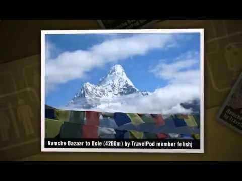 """Namche Bazaar to Dole (4200m)"" Felishj's photos around Everest Region, Nepal"