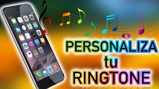 Como crear Ringtones con iTunes para cualquier iPhone/iPod/iPad