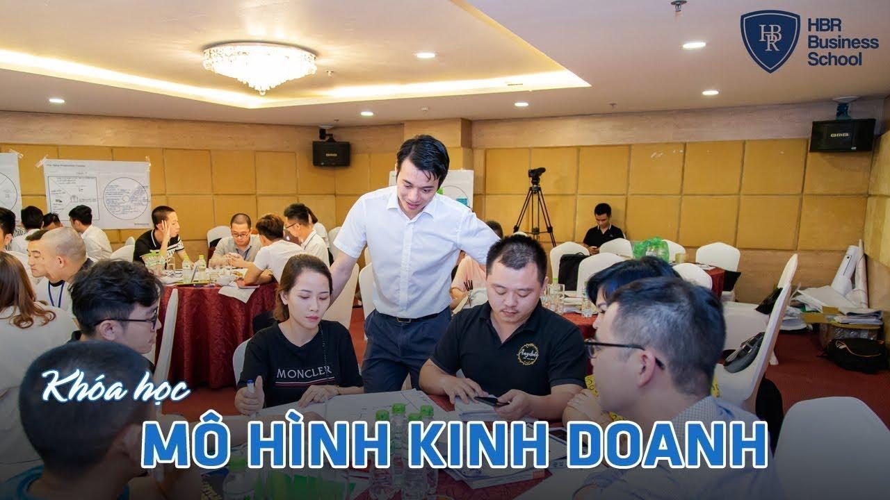 Khóa học Chiến lược & mô hình kinh doanh dành cho Lãnh đạo, Giám đốc và quản lý - Tony Dzung