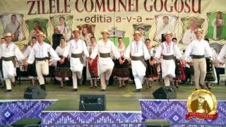 Ansamblul Maria Tanase - Dans Oltenesc - Trei pazeste - Zilele Comunei Gogosu - Editia a V-a 2017