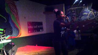 Rapsody live on stage in the Stat City..Roanoke,Va