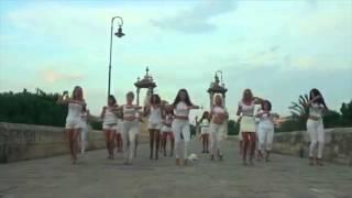 Flash Mob de Lady Style - Kizomba em Valência, Espanha