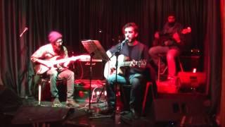 """A New Dawn"", words and music by Aster (Leonardo Scarpetti) Live At Ca Vaina, Imola (BO)"