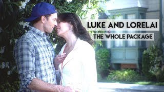 Luke and Lorelai — The Whole Package