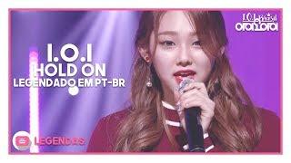 I.O.I - Hold Up (Live) [Legendado PT-BR]