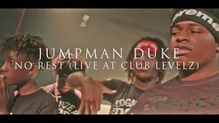 Jumpman Duke ~ NO REST (PERFORMANCE)