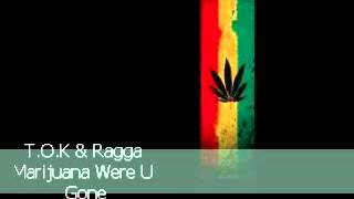 T.O.K & Ragga - Marijuana Were U Gone