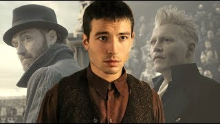 Aurelius Dumbledore: Credence Is Ariana's Twin | Fantastic Beasts