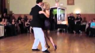 Bryant et Faye Lopez Festival tango Québec 2010 - Tu el cielo y tu
