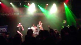 Buka /Rahim / Fokus - Wstrząs dla Mas - LIVE Southampton