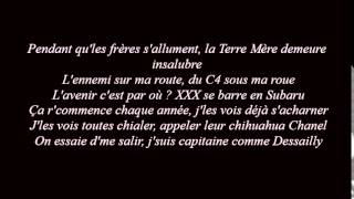 Maitre Gims-ABCD (PAROLE)