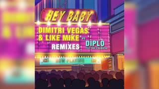 Dimitri Vegas & Like Mike & Diplo & Kid Ink - Hey Baby (feat. Deb's Daughter) [Official Full Stream]