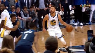 Stephen Curry Game Winner