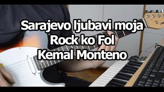 Sarajevo ljubavi moja - RkF (Kemal Monteno) - cover lesson