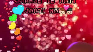 Dekha hazaron dafa female version❤||new whatsapp status video❤