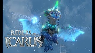 Taming Legendary Garilon - Riders of Icarus