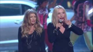 [HD] Fergie & Debbie Harry  - Call Me