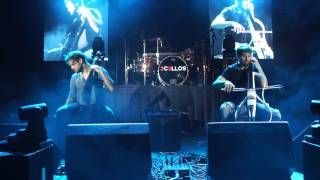 2CELLOS Wake Me Up Mesa (Live 2016 US Tour)