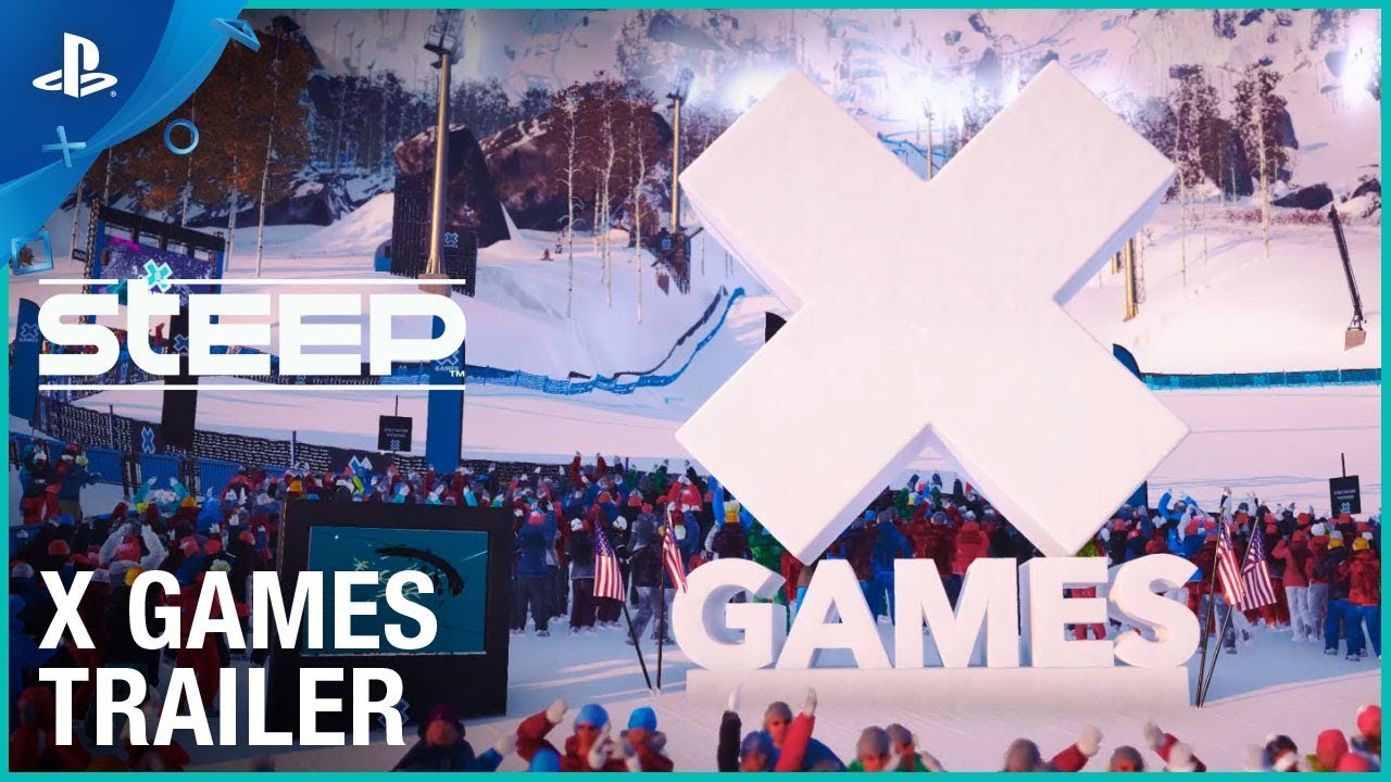 X Games DLC Comes To Steep In October