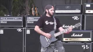 Real Chaos - Ipocrisia Di Pace (live Agglutination Metal Fest 2016)