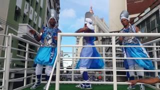 Filhos de Gandhy 5°Parte, Carnaval de Salvador 2017