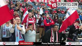 Sector Latino Chicago Fire 2-1 Dallas FC