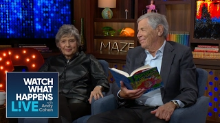 Lou Cohen Reads a Sneak Peek of Andy's New Book, SUPERFICIAL | WWHL