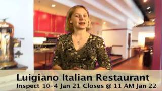 Luigiano  Italian  Restaurant  Washington  DC