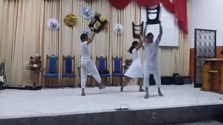 Tudo Igual - PC Baruk (coreografia) - Grupo Expressão