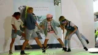 160925 DAZZLING BTS(방탄소년단) I Need You Dance Cover
