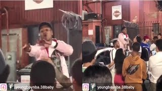 NBA Youngboy Gets Into An Altercation In LA