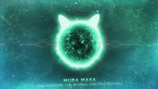 Mura Masa - All Around The World (Instrumental)