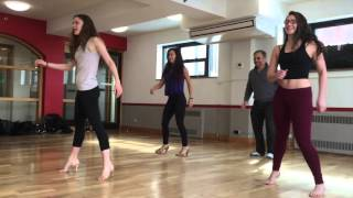 "Santana ft  Rob Tomas  - ""Smooth"" -  Choreography by Gilly Johnson All Groups"
