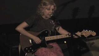"Tanya Donelly Live ""green"" 10/6/07"