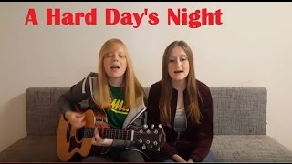 A Hard Day's Night - Beatles Cover (Fiomily)