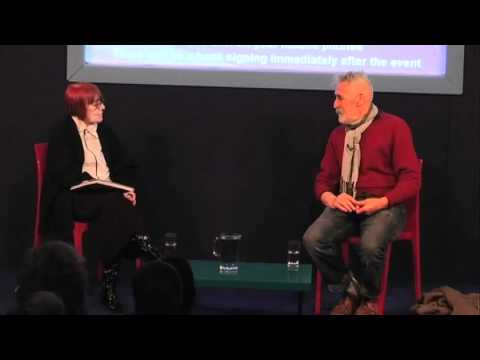 John Byrne at the Edinburgh International Book Festival
