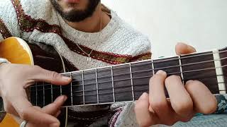 PubG theme song totorial fingerstyle guitare