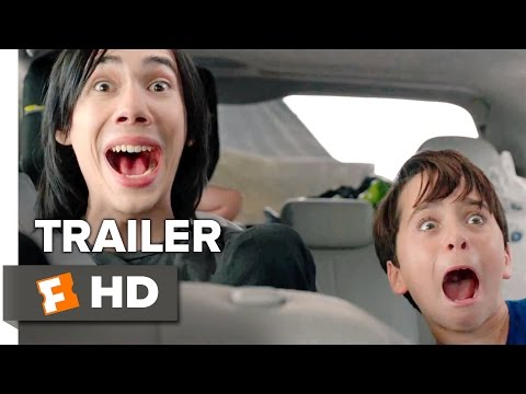 Diary of a Wimpy Kid: The Long Haul Teaser Trailer