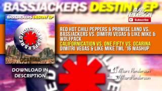 Californication vs. One Fifty vs. Ocarina (Dimitri Vegas & Like Mike TML '16 Mashup)