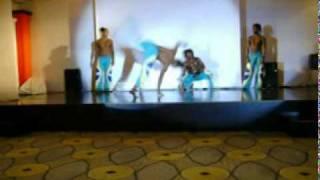 capoeira show grecia