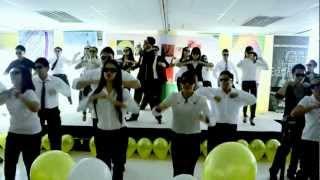 BSNA-3 Oppa Gangnam Style