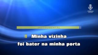♫ Karaoke NÃO VOU MOSTRAR O PAU - Bandalusa