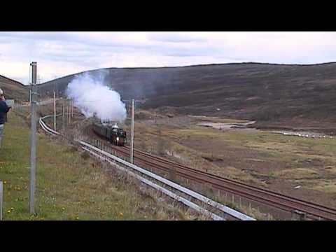 Cathedrals Explorer 2012 – Tornado at Drumochter Summit