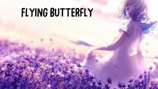 Nightcore - A Flying Butterfly (Lyrics)