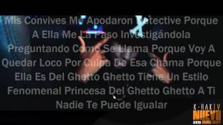 K rak-Princesa Del Ghetto (Letra)