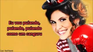 Aline Barros - Dança do Canguru (Com letra/legenda)