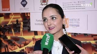 Symposium de la Fibre optique et des Bâtiments connectés : Déclaration de Loubna Tricha