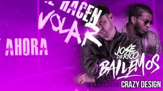 José de Rico - Bailemos (feat. Crazy Design) Lyric Video #CarácterLatino